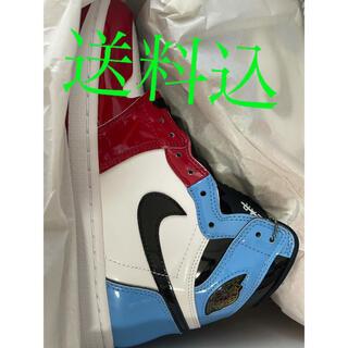 ナイキ(NIKE)のNIKE AIR JORDAN 1 RETRO HIGH OG FEARLESS(スニーカー)