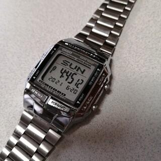 カシオ(CASIO)のCASIO  データバンク DB-360(腕時計(デジタル))