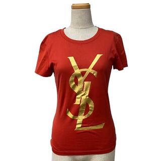 イヴサンローランボーテ(Yves Saint Laurent Beaute)のYSL イヴ・サンローラン 半袖Tシャツ #XS(Tシャツ(半袖/袖なし))