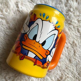Disney - TDL ドナルドワッキーキングダム ポップコーンケース&ドリンクカップ