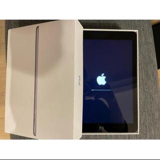 アップル(Apple)のiPad第6世代 32GB Wi-Fiモデル(タブレット)