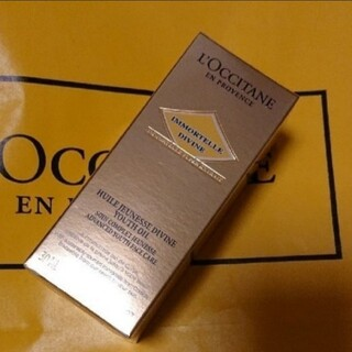 L'OCCITANE - 【新品・未開封】ロクシタン ディヴァイン インテンシヴオイル 30ml