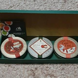 ルピシア(LUPICIA)のルピシア 紅茶セット 3缶 新品未開封(茶)