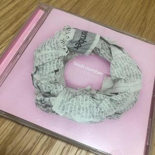 BACK NUMBER - バックナンバー オールドファッション CD