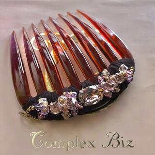 Complex Biz - 美品 コンプレックスビズ   フレンチコーム タルトコーム