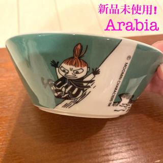 新品未使用❣️Arabia アラビア 廃盤 急にロゴ マグカップ ボウル
