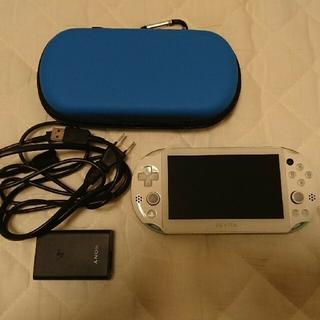 PlayStation Vita PCH-2000 ライトブルーセット(携帯用ゲーム機本体)