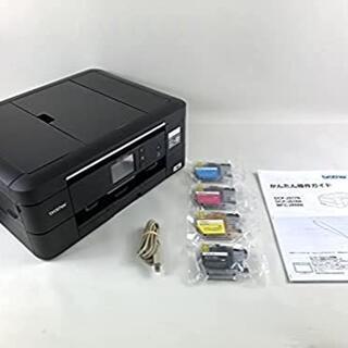 ブラザー(brother)のブラザー プリンター A4 インクジェット複合機 MFC-J898N (その他)