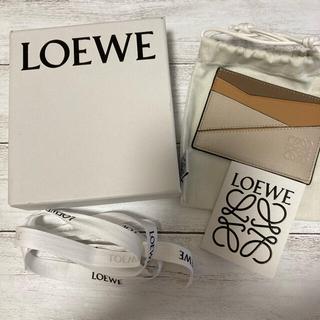 LOEWE - ロエベ パズル カードケース 新品未使用
