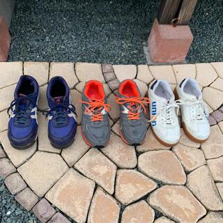 アシックス(asics)のジャンク 安全靴 アシックス ジーベック 76 3足セット 25.5 25(その他)