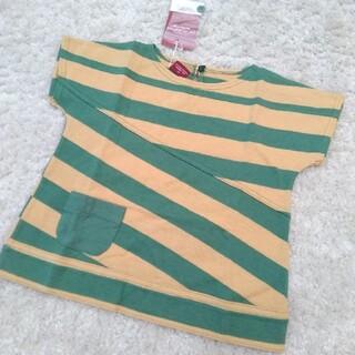 ファミリア(familiar)のファミリアplus カットソー 110cm(Tシャツ/カットソー)