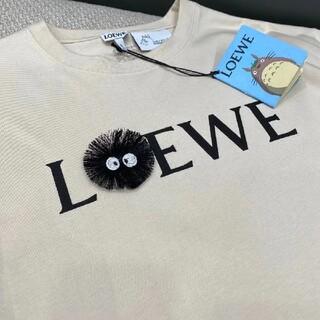 LOEWE - ❤春夏新品 LOEWE 刺繍コンロ半袖tシャツ