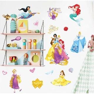 【新品】ウォールステッカー ディズニー プリンセス 壁シール 壁ステッカー 壁紙