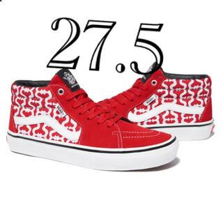 シュプリーム(Supreme)の【27.5cm】Vans Monogram S Logo Skate(スニーカー)