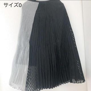 Chesty - チェスティ プリーツスカート サイズ0