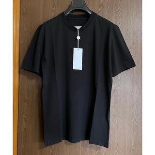Maison Martin Margiela - 20AW新品46 メゾン マルジェラ コットン Tシャツ 黒 メンズ ブラック
