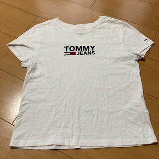 トミー(TOMMY)のTOMMYJEANSTシャツXS(Tシャツ(半袖/袖なし))