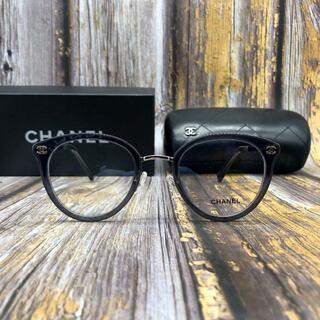 CHANEL - CHANEL シャネル/CH2132/クリアグレー/眼鏡フレーム