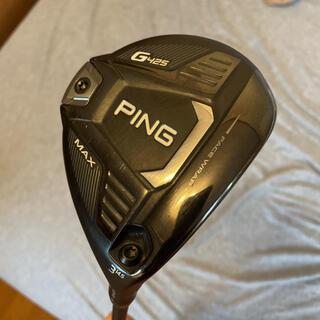 ピン(PING)の美品 Ping G425 Max 3W オリジナルシャフト(クラブ)