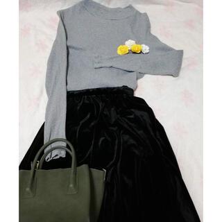 アンドクチュール(And Couture)のAnd Couture ロングスカート(ロングスカート)
