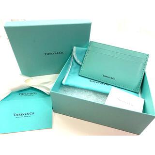 Tiffany & Co. - ☆未使用☆ ティファニー カードケース