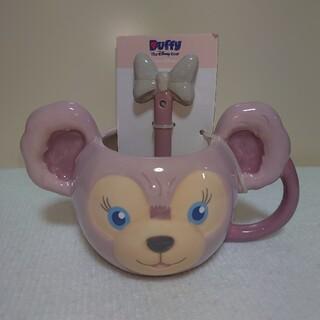 Disney - 香港ディズニー シェリーメイ スプーン付 マグカップ