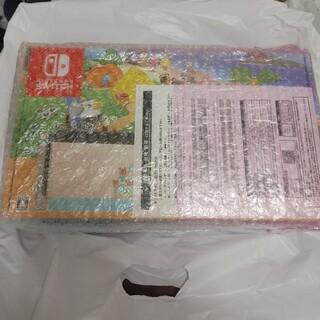 ニンテンドースイッチ(Nintendo Switch)の新品☆あつまれどうぶつの森  Nintendo Switch  本体(家庭用ゲーム機本体)