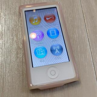 Apple - iPod nano 7世代 16G シルバー