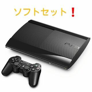 PlayStation3 - プレステ3 PS3 PlayStation 3 CECH-4000B 250G