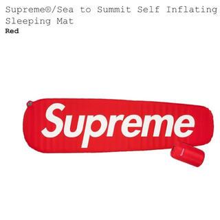 シュプリーム(Supreme)のsupreme Sea to Summit Sleeping Mat 寝床(寝袋/寝具)