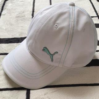PUMA - 【新品】プーマゴルフキャップ レディース