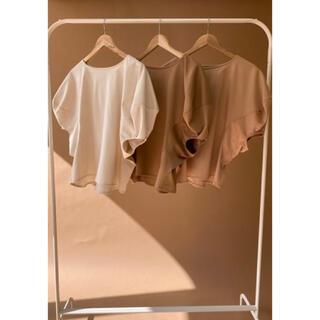 トゥデイフル(TODAYFUL)のi_am   balloon puff sleeve cut(Tシャツ(半袖/袖なし))