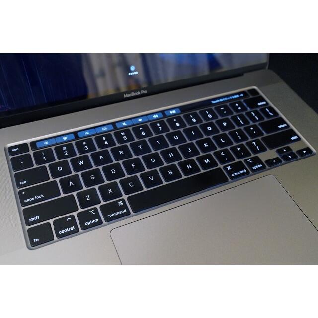Apple(アップル)の美品 MacBook Pro 16インチ  32GB 2TB 5600M スマホ/家電/カメラのPC/タブレット(ノートPC)の商品写真