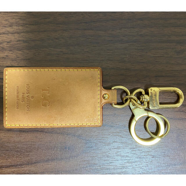 LOUIS VUITTON(ルイヴィトン)の期間限定値下げ♪ ルイヴィトン キーホルダー レディースのファッション小物(キーホルダー)の商品写真