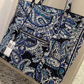 ヴェラブラッドリー(Vera Bradley)の新品 ヴェラブラッドリー 大容量トートバッグ 綺麗な柄です(トートバッグ)