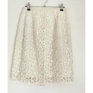 Apuweiser-riche - 美品♡アプワイザーリッシェ レースタイトスカート