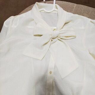 バビロン(BABYLONE)のボウタイシャツ(シャツ/ブラウス(長袖/七分))