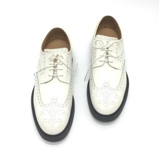 ルイヴィトン(LOUIS VUITTON)のルイヴィトン アパレル 紳士靴 レザーシューズ ホワイト系(その他)