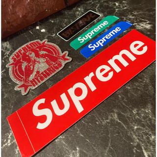 シュプリーム(Supreme)のsupreme & Hysteric Glamour Sticker set (その他)