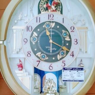 SEIKO - 新品未使用 セイコー SEIKO からくり時計