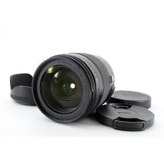 シグマ(SIGMA)の★美品★SIGMA 18-200mm F3.5-6.3 Contemporary(レンズ(ズーム))