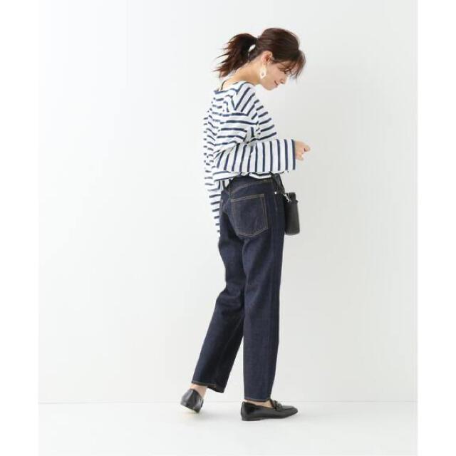 IENA(イエナ)のIENA セルビッチ ハイライズデニム レディースのパンツ(デニム/ジーンズ)の商品写真