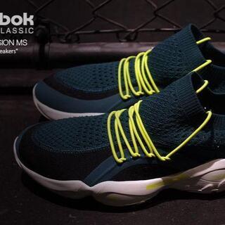 リーボック(Reebok)の未使用 Reebok DMX FUSION MS mita sneakers別注(スニーカー)