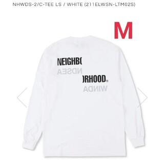 NEIGHBORHOOD - NEIGHBORHOOD × WIND AND SEA WHITE Mサイズ