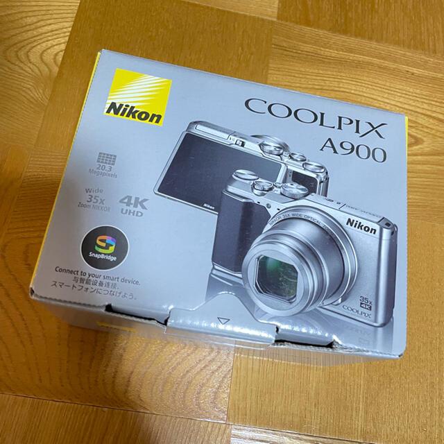 Nikon(ニコン)のデジタルカメラ スマホ/家電/カメラのカメラ(コンパクトデジタルカメラ)の商品写真