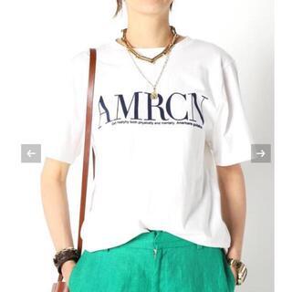 DEUXIEME CLASSE - MUSE 【AMERICANA/アメリカーナ】 AMRCN Tシャツ