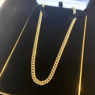 アヴァランチ(AVALANCHE)の10k  YG マイアミキューバン ネックレス 5.5mm 66cm アバランチ(ネックレス)