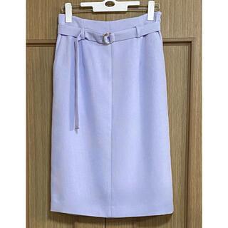 NOLLEY'S - 【美品】ラベンダーカラータイトスカート
