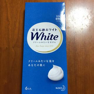 カオウ(花王)の花王 ホワイト 石鹸 85g 6個入り(ボディソープ/石鹸)