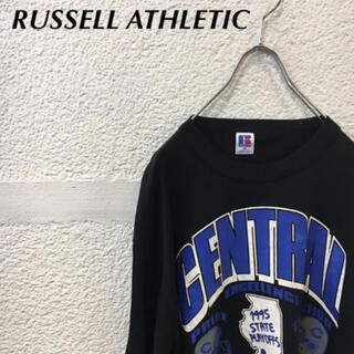 A2545 RUSSELL ATHLETIC プリントtシャツ